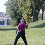 Atlatl Contest Highlights Chimney and Crown Points Festival Of Nations
