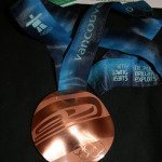 Warhorse's Olympic Bronze at Olympic Museum