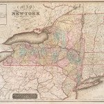 NY Public Library Puts State Map Collection Online