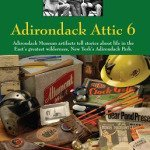 Andy Flynns Sixth Adirondack Attic Book