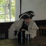 Historic American Revolution Interview Saturday