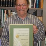 Adk Museum Library Honored by State Archives