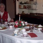 Franklin County Historical Hosts Christmas Tea
