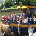Historic Canal Tug Urger Concludes 2010 Season