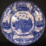 Lecture: Albany County on Staffordshire Plates