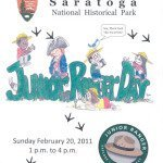 Junior Ranger Day at Saratoga Battlefield