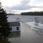 Schoharie Creek, Mohawk River Ice Jam History