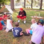 Kids History Adventures at John Jay Homestead
