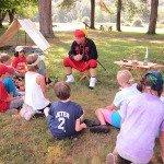 Kids History Adventures at John Jay Homestead
