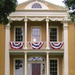 July 4th at Boscobel House and Gardens