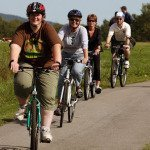 Guided Hikes. Bike Rides at Saratoga Battlefield