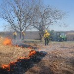 Prescribed Fire Program at Saratoga Battlefield