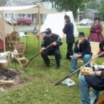 20th Annual Peterboro Civil War Weekend Set