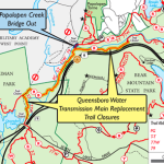 Work to Close Harriman- Bear Mountain Park Trails