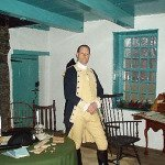 Washingtons Headquarters Holiday Event