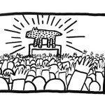 Keith Haring: 1978-1982&#8242- Exhibit Opening in Brooklyn