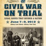 Civil War Legal Issues Conference Planned