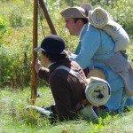 Tories Return to Saratoga Battlefield May 5-6