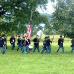 Civil War Weekend at Robert Moses State Park, Massena