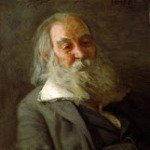 Walt Whitman Portrait at The Hyde Collection