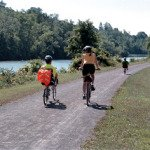 Bike Tour: Champlain Canal and Rev War Road to Saratoga