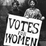 Votes for Women History Trail Makes Progress