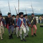 Encampment Marks Battles of Saratoga Anniversary