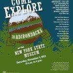 "STATE MUSEUM TO SPONSOR ""ADIRONDACK DAY"" ON NOV. 3"