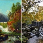 Exhibit: Side-by-Side Hudson River School Imagery