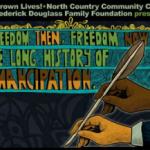 Emancipation Weekend in the Adirondacks