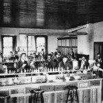 Documentary Shooting At Saranac Laboratory Museum