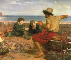 Millais_Boyhood_of_Raleigh