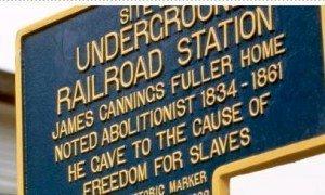 Underground Railroad in New York