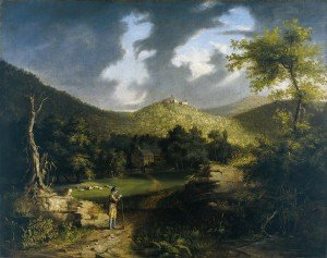 View of Fort Putnam (Thomas Cole)