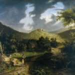 The Immigrant Thomas Cole and NY State Tourism