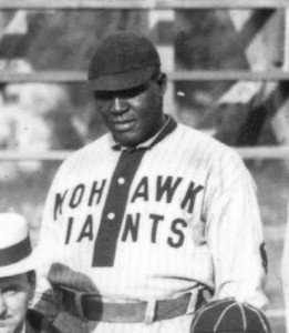 Harry Buckner - 1913 Mohawk Giants