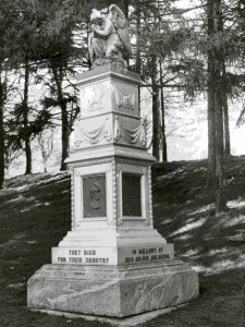 Ossining Kneeling Monument