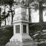 Westchesters Civil War Monuments: The Kneeling Angel