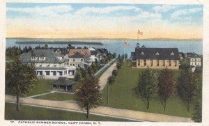 NY Cliff Haven Catholic Summer School