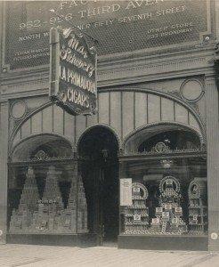 NYC Cigar Store