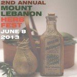 Mount Lebanon Herb Festival at Historic Shaker Village
