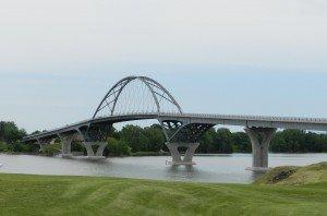 Crown Point Bridge (John Warren Photo)