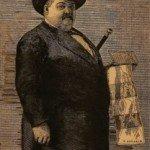 19th Century Celebrity Phat Boy Babbage