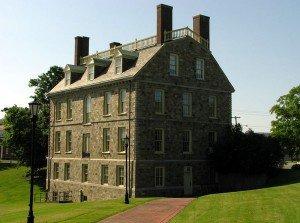 Hancock House,Ticonderoga, NY (NYSHA)