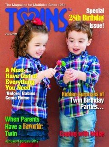 Cover Twins Magazine