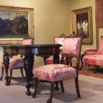 Three Parlors Exhibit Features Art History At Lyndhurst
