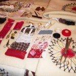 1812 Reenactor to Exhibit Period Sewing Implements