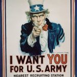 Rensselaer County HSs Uncle Sam Exhibition